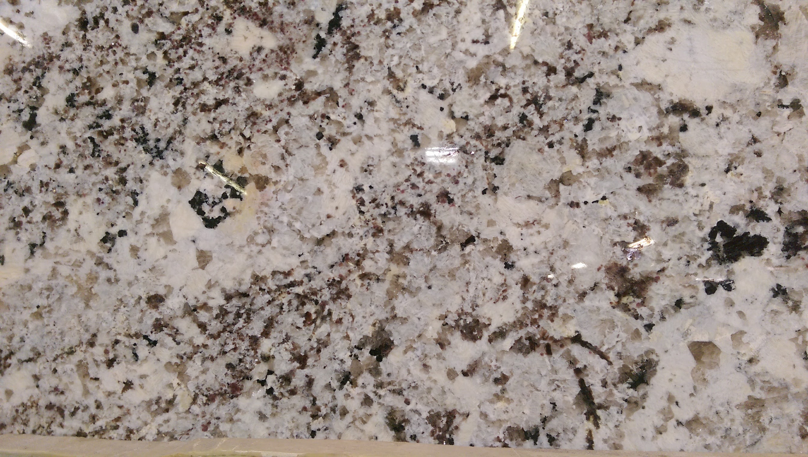 White Granite Stone : Products